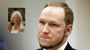 Breivik a jeho matka