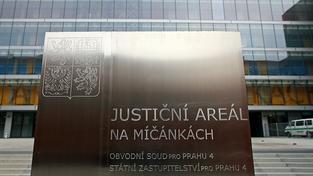 Justiční areál Na Míčánkách
