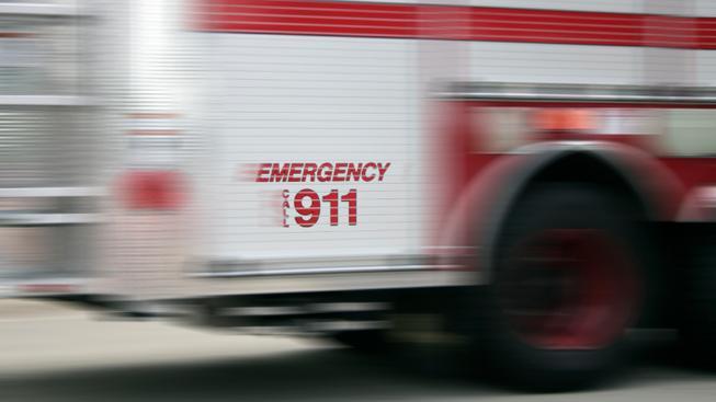 Záchranka (ilustrační foto)