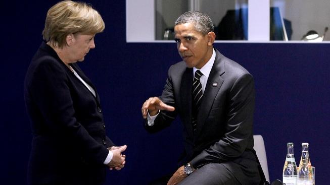 Spolupráce ochladla. Němci jsou na USA pořádně naštvaní