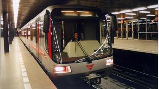 Pražské metro (ilustrační foto)