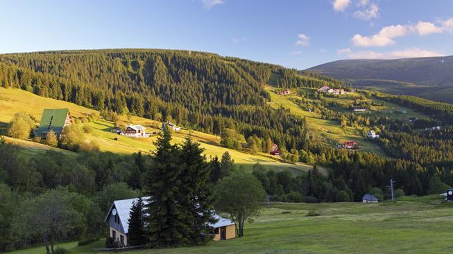 Česká krajina (ilustrační fotografie)