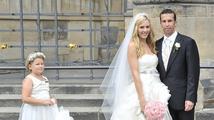 Tenisové manželství Štěpánka končí. Vyměnil Vaidišovou za Kvitovou?