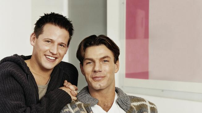 Homosexuálové (ilustrační fotografie)