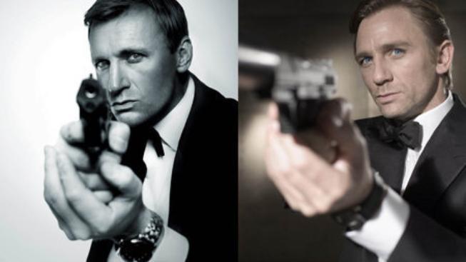 Steve Wright - Daniel Craig