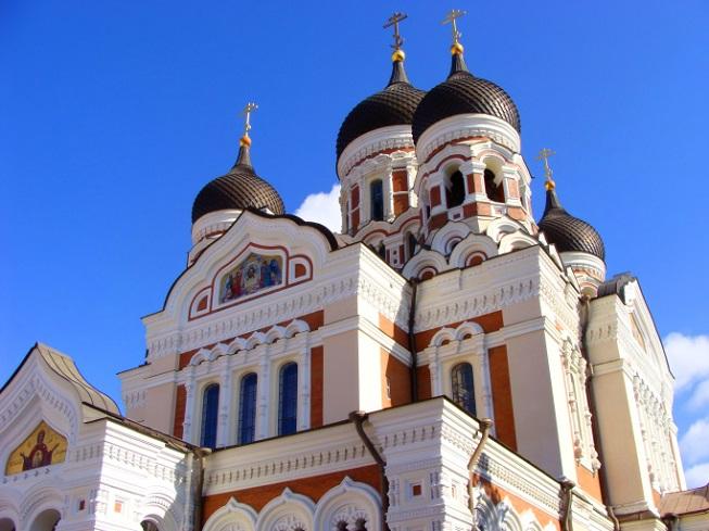 Katedrála v Tallinnu