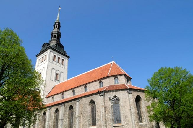 Kostel Niguliste