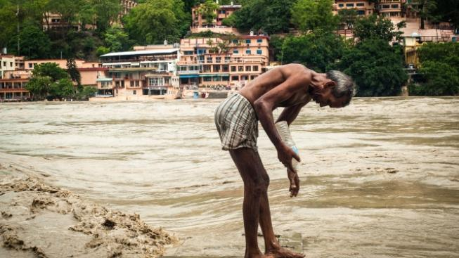 Červnové záplavy v Indii
