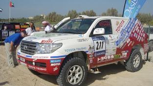 Rallye (ilustrační foto)