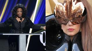 Oprah Winfrey, Lady Gaga