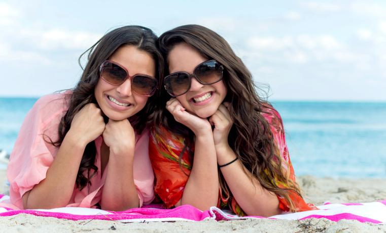 10 důvodů, proč jet na dovolenou s kamarádkou