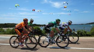 Nejlepší fotky z letošní Tour de France