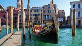 Gondola, ilustrační foto
