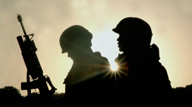 Vojáci (ilustrační foto)