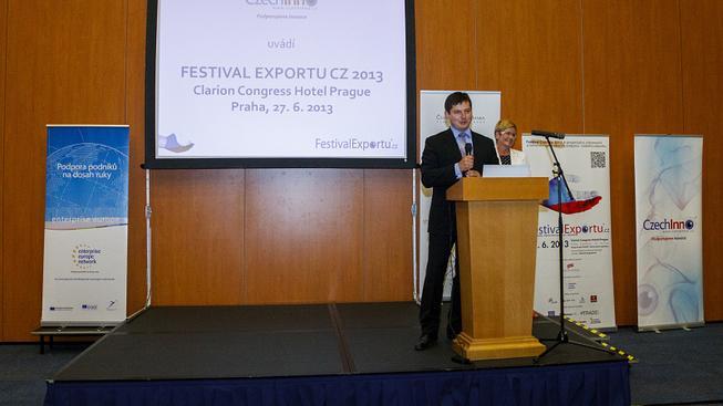 Festival Exportu CZ 2013