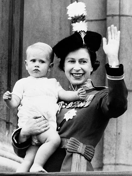 Princ Edward, *10. 3. 1964, čtvrtý nejmladší syn královny Alžběty II
