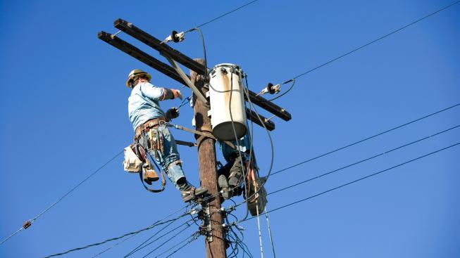 Výpadek elektřiny