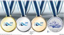 Medaile pro Mistrovství světa byly představeny v Troji