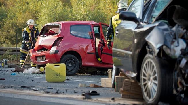 Smrtelní nehoda (ilustrační foto)