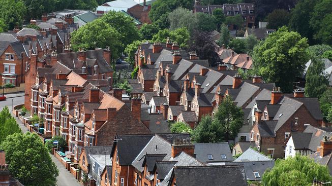 Nottingham, levné město