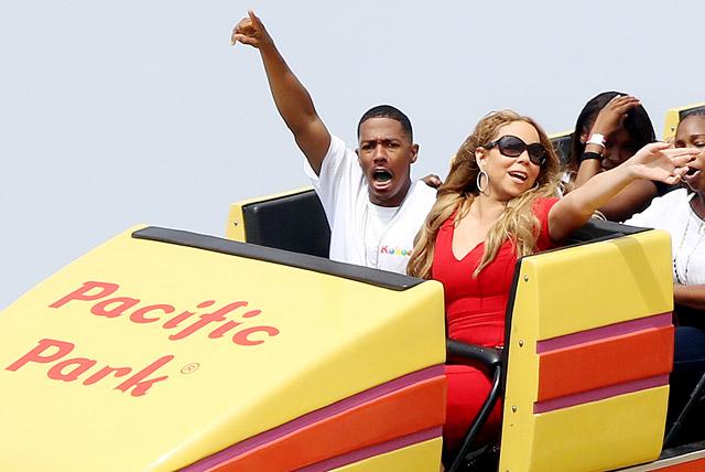 Nick Cannon a Mariah Carey