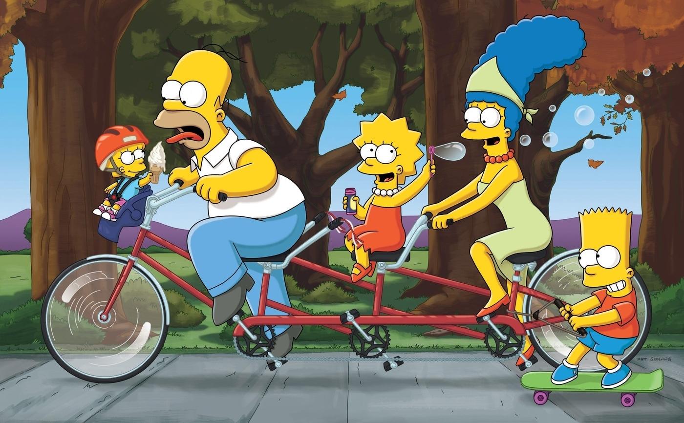 Simpsonovi - nejoblíbenější animovaný seriál všech dob!