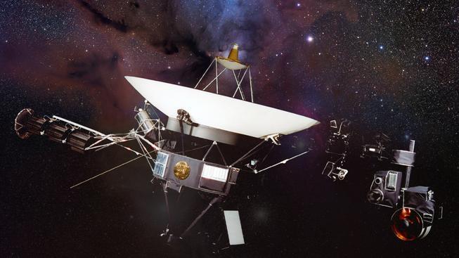 Sonda Voyager I