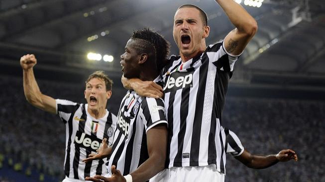Hráči Juventusu