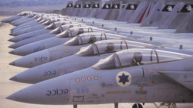 Izraelské letecké síly