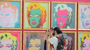 Marilyn Monroe Andyho Warhola