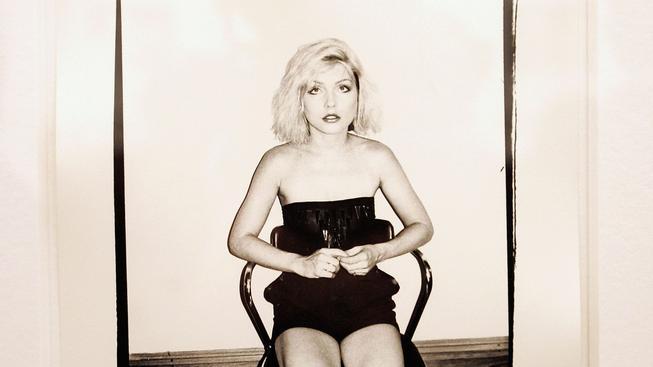Debbie Harry na fotografii Andyho Warhola