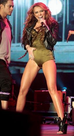 Miley v Riu