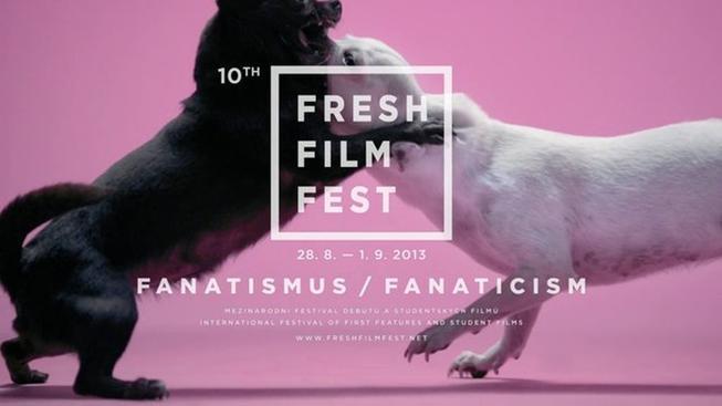 Plakát k festivalu Fresh Film Fest