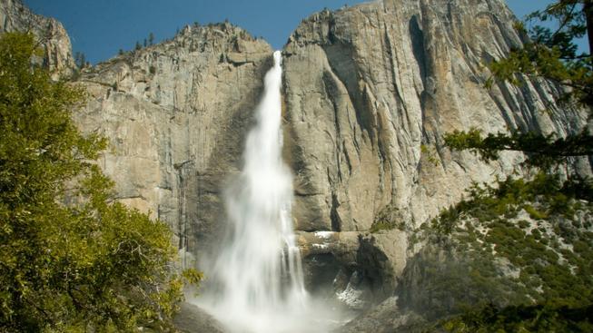 Yosemitské vodopády