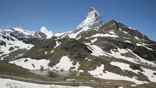 Švýcarské Alpy (ilustrační fotografie)