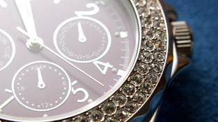 Luxusní hodinky (ilustrační fotografie)