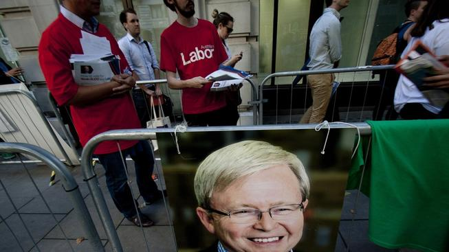 Volby v Austrálii