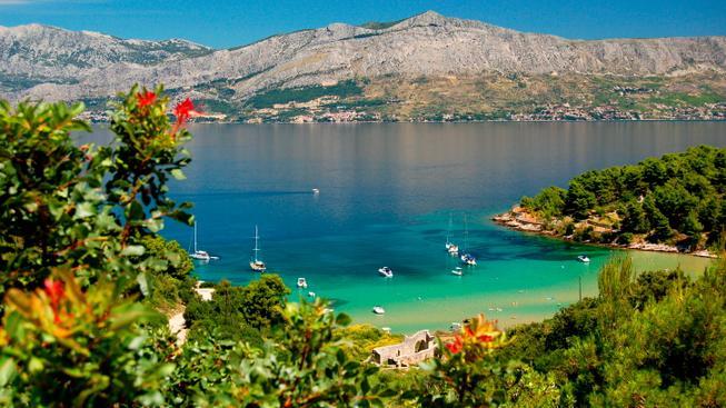 Ostrov Brač, Chorvatsko