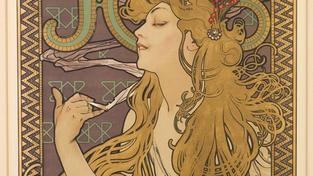 Plakát Alfonse Muchy