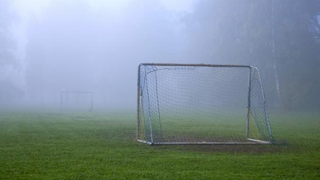 Fotbalové hřiště (ilustrační fotografie)