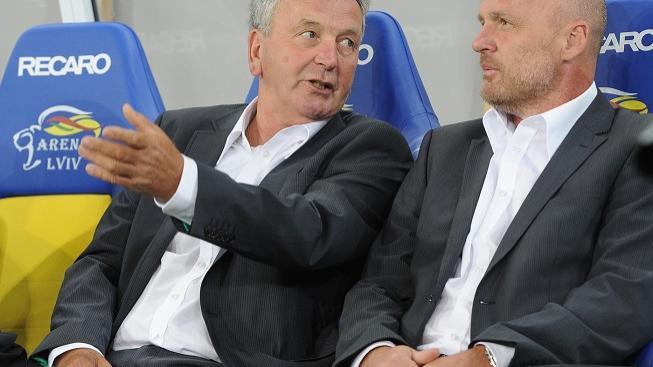 Josef Pešice a Michal Bílek