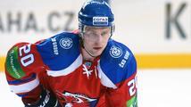 Hokejový obránce Krejčík odchází ze Lva na hostování do Sparty