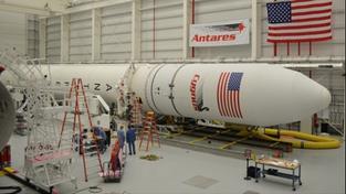raketa Cygnus