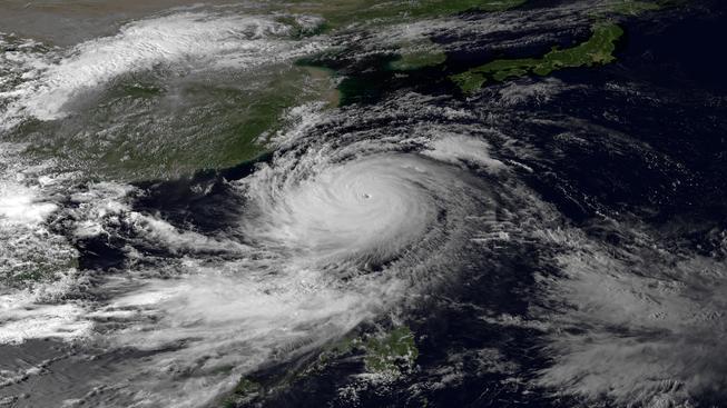 Tajfun Usagi