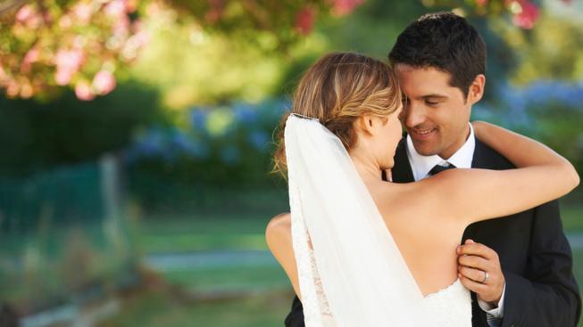Svatba (ilustrační fotografie)