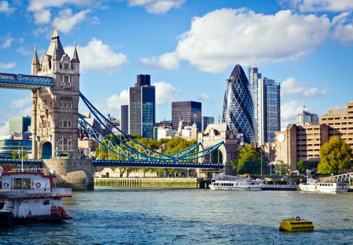 Londýn na vlastní pěst