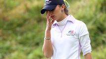 Golfistka Spilková musela odstoupit z turnaje ve Francii