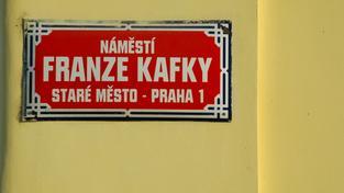 Náměstí Franze Kafky
