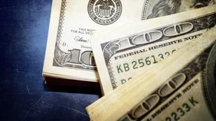 Americké dolary (ilustrační foto)