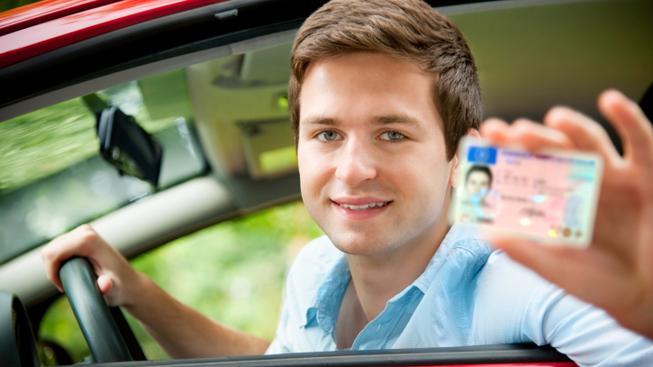 Jízda autem může být velká zábava